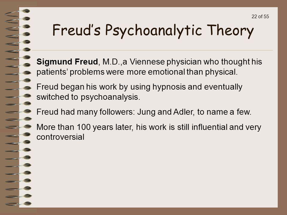 Part 2 Psychoanalytic Theory