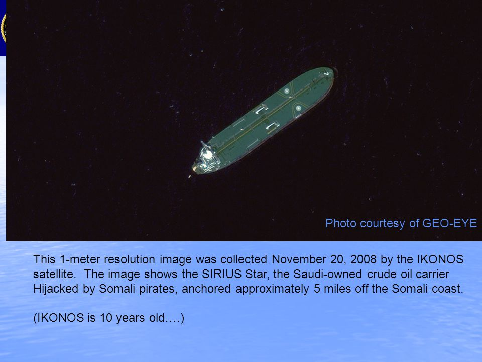 This 1-meter resolution image was collected November 20, 2008 by the IKONOS satellite.