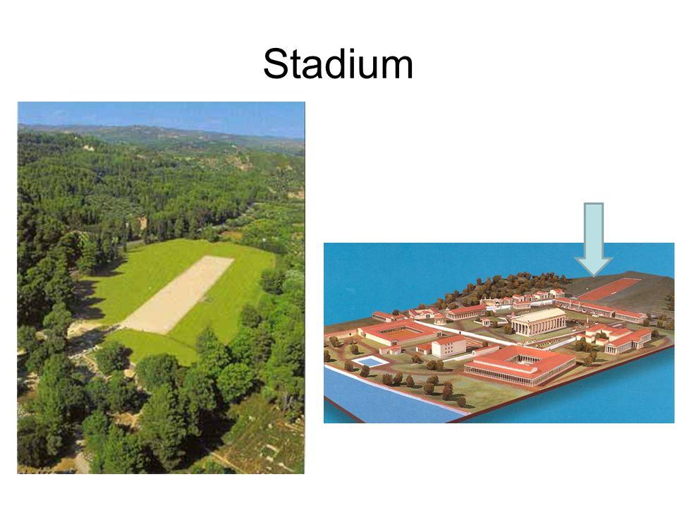 Athletic Facilities Stadium Hippodrome Gymnasium Palaestra Swimming Pool