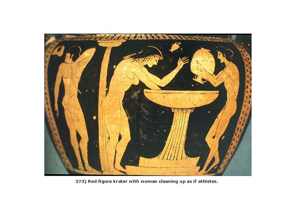 Red-figure amphora by Andokides Painter, c. 520 B.C. Paris. Louvre