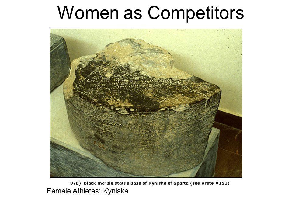 Women as Spectators (NOT!) Priestess of Demeter (Arete #97/150)