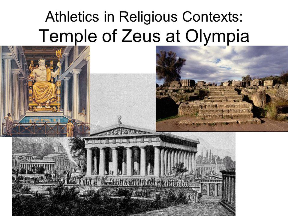 Athletics and Art Panathenaic amphora ca.