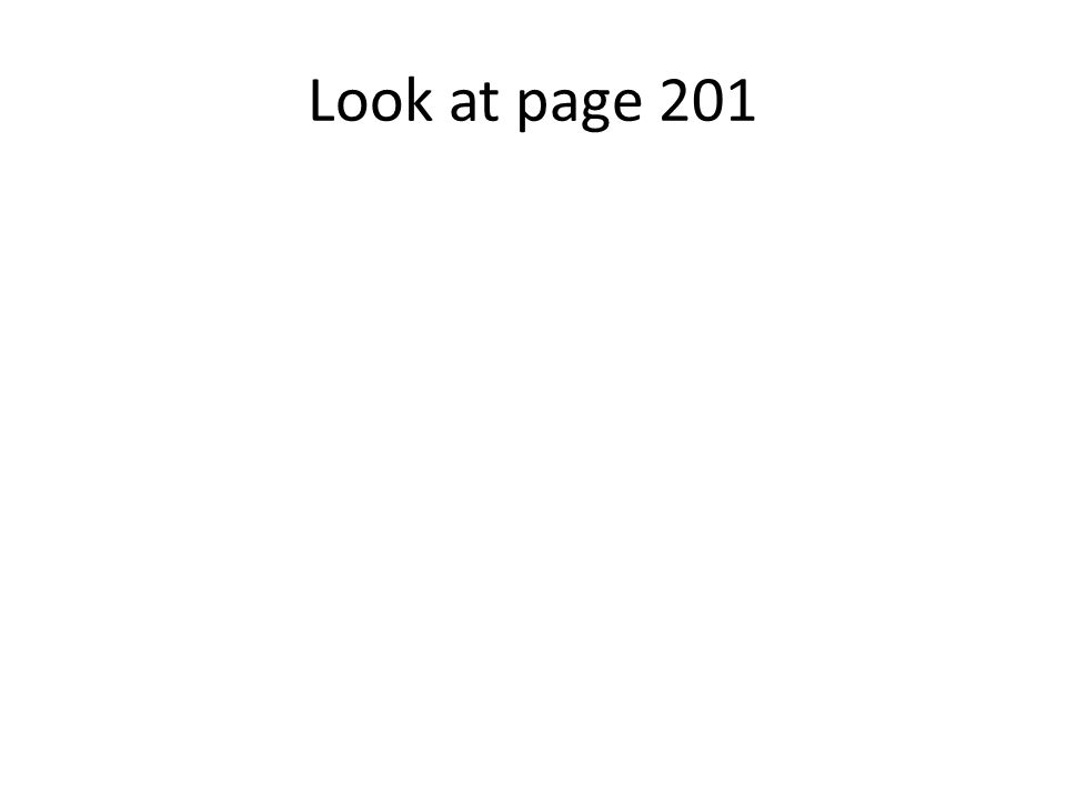 Look at page 201