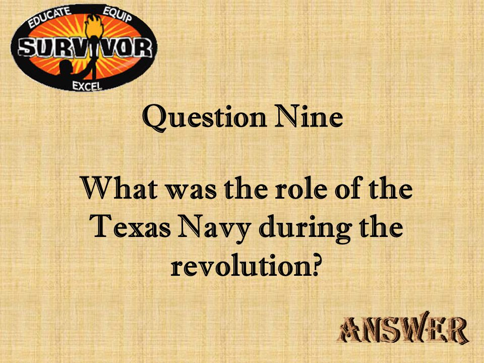 Challenge Eight Who was the commander of the Tejano company in Houston's army?