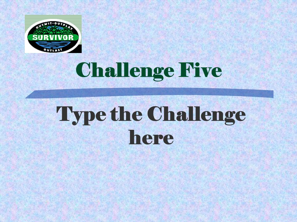 Answer Five Type Answer Here