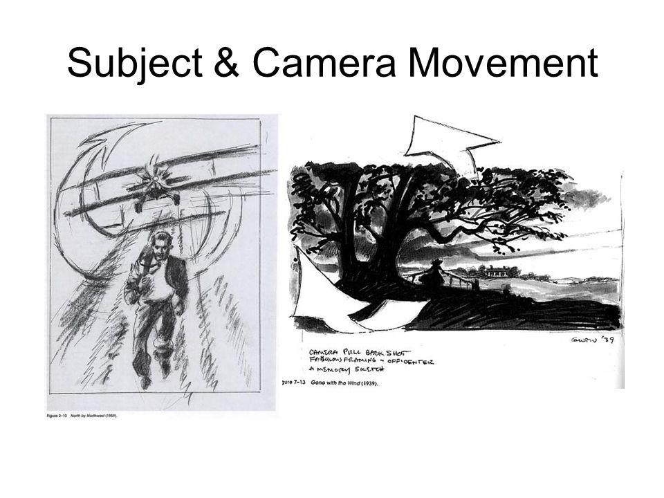Subject & Camera Movement