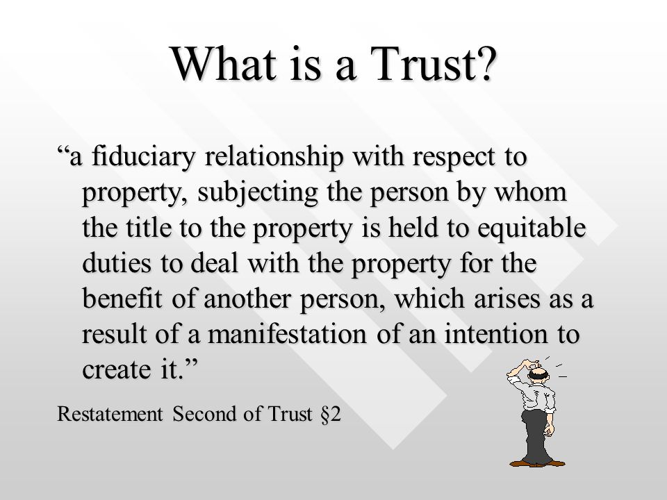 Trust Administration Testamentary Trusts Testamentary Trusts Consider appointing a Professional CotrusteeConsider appointing a Professional Cotrustee Article Sixteen or ThirteenArticle Sixteen or Thirteen Administration too BurdensomeAdministration too Burdensome Too much pressure from beneficiariesToo much pressure from beneficiaries