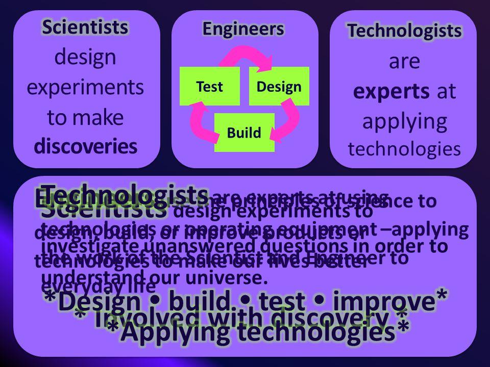 Build DesignTest