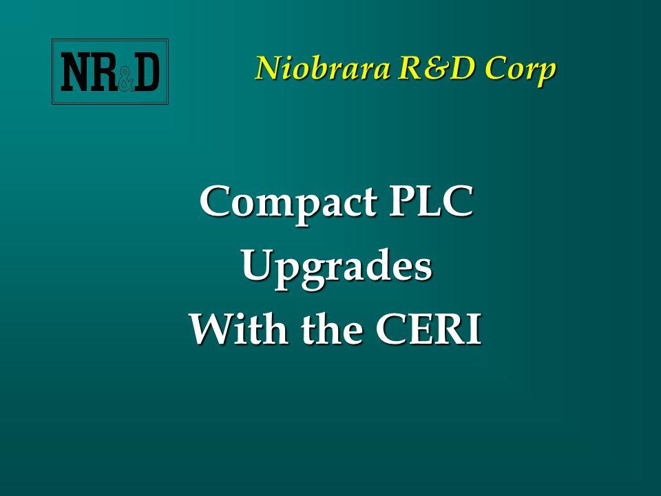 Niobrara R & D Corp  ShippingMailing – 2400 Country Club Drive P.O.