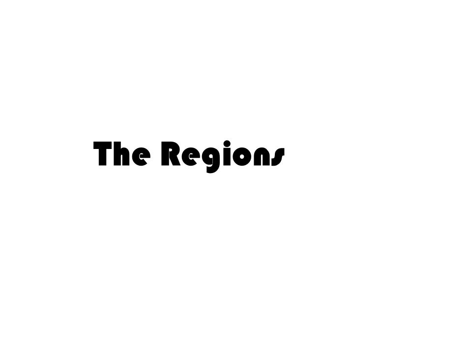 The Regions