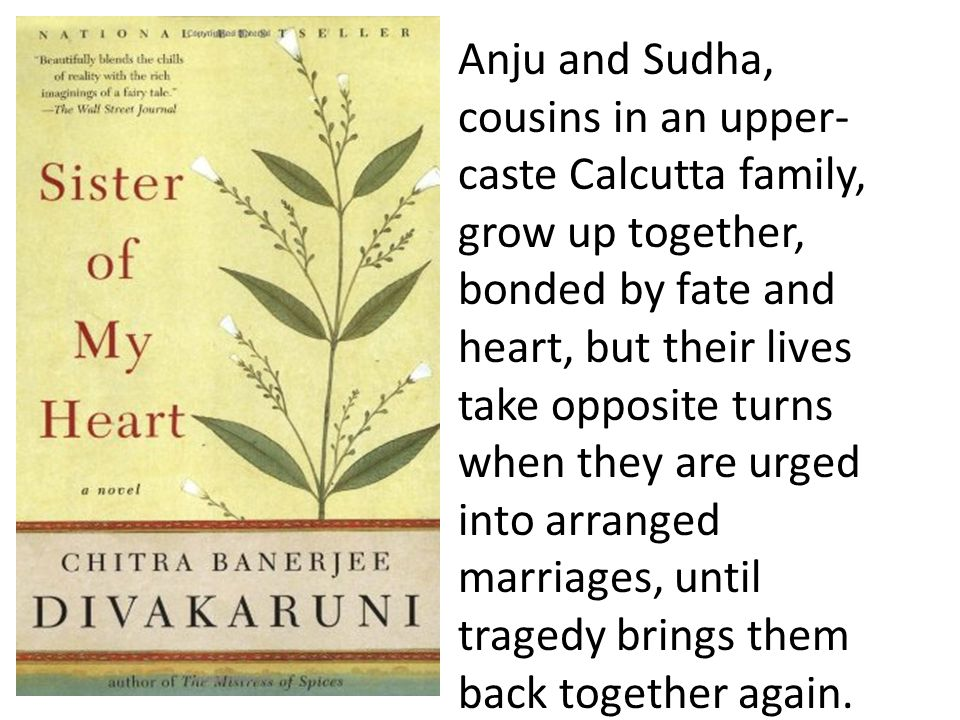 Anju and Sudha, cousins in an upper- caste Calcutta family, grow up together, bonded by fate and heart, but their lives take opposite turns when they are urged into arranged marriages, until tragedy brings them back together again.