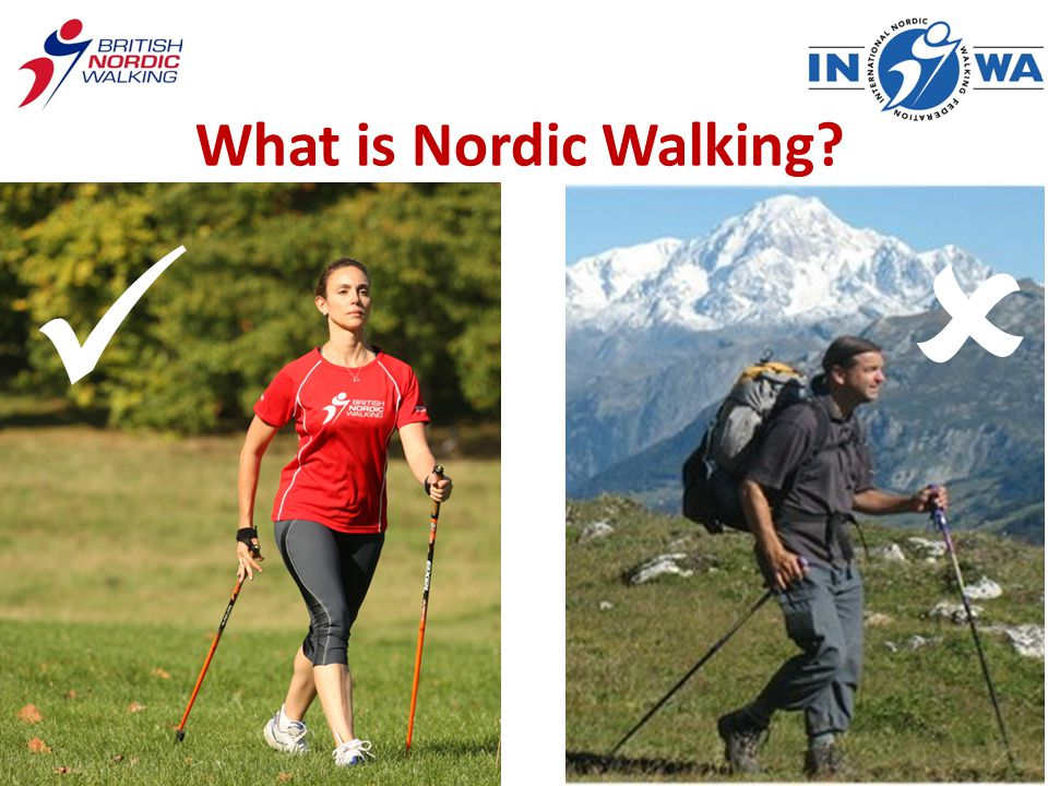 Why is it better than walking.