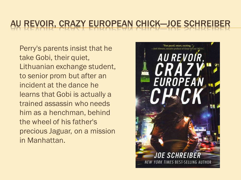 In a dystopian kingdom where the classes are separated by the languages they speak, Charlaina Charlie Hart has a secret gift that is revealed when she meets a mysterious young man named Max.