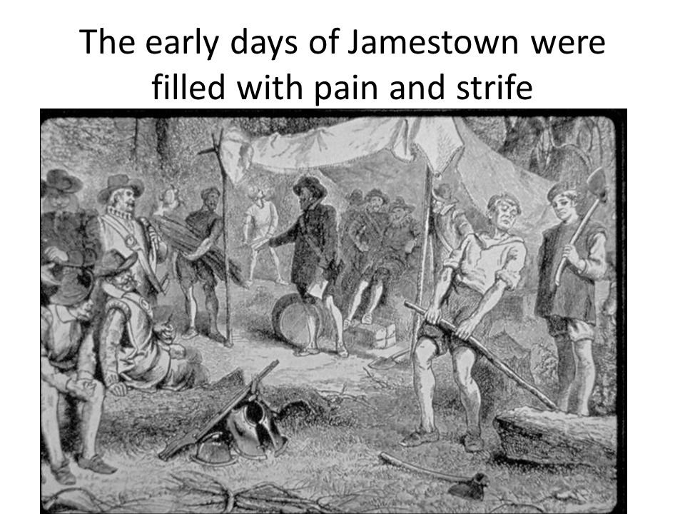 Starvation, war and sickness became a way of life
