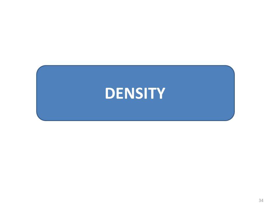 DENSITY 34