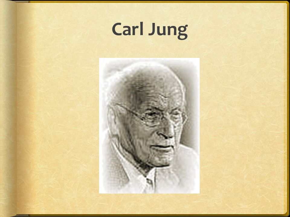 Carl Jung, Swiss psychiatrist who was a Freudian disciple, believed that we are one of two personality types: Introvert: Shy, self-centered person who