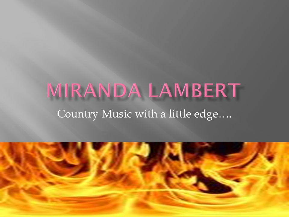 Music Choice The House That Built Me: 4 minutes  The song is written by Tom Douglas and Allen Shamblin and recorded by country artist Miranda Lambert; produced by Frank Liddell and Mike Wrucke.