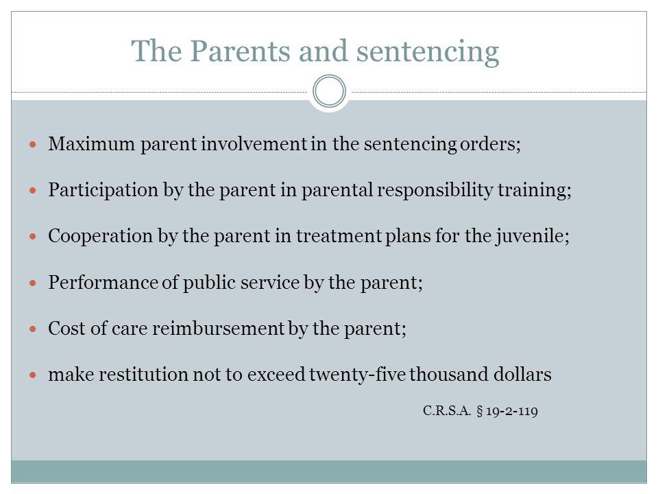 The Parents C.R.S.A.