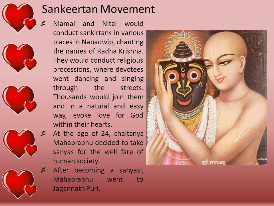 Compassion of Nitai (Nityananda) pabhu
