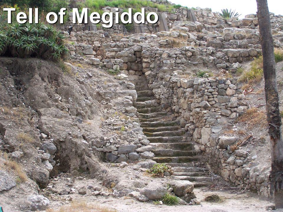 Tell of Megiddo