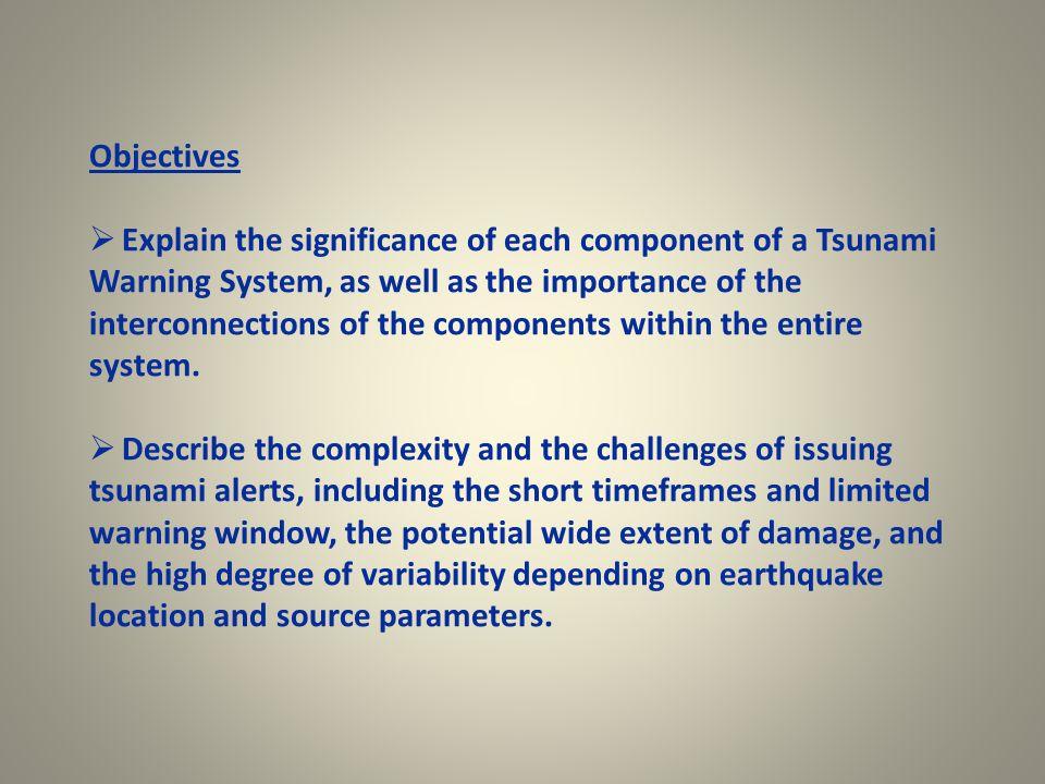 Community Tsunami Preparedness 2 nd Edition Designed to help emergency managers prepare their communities for tsunamis.