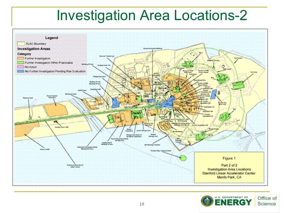 Investigation Area Locations-2 19