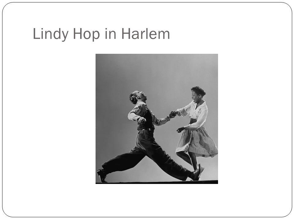Lindy Hop in Harlem