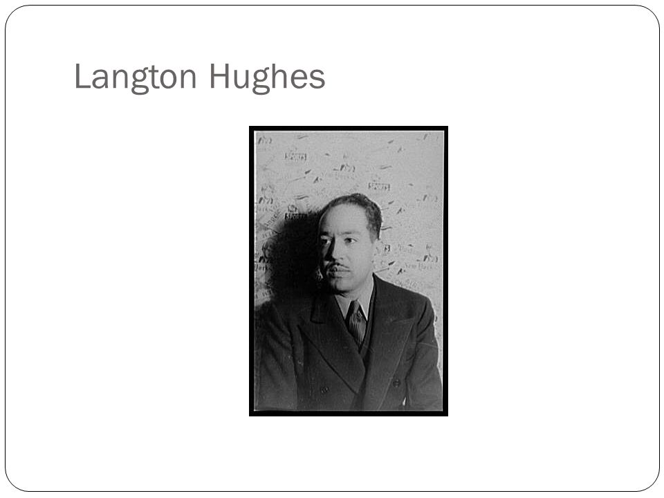 Langton Hughes