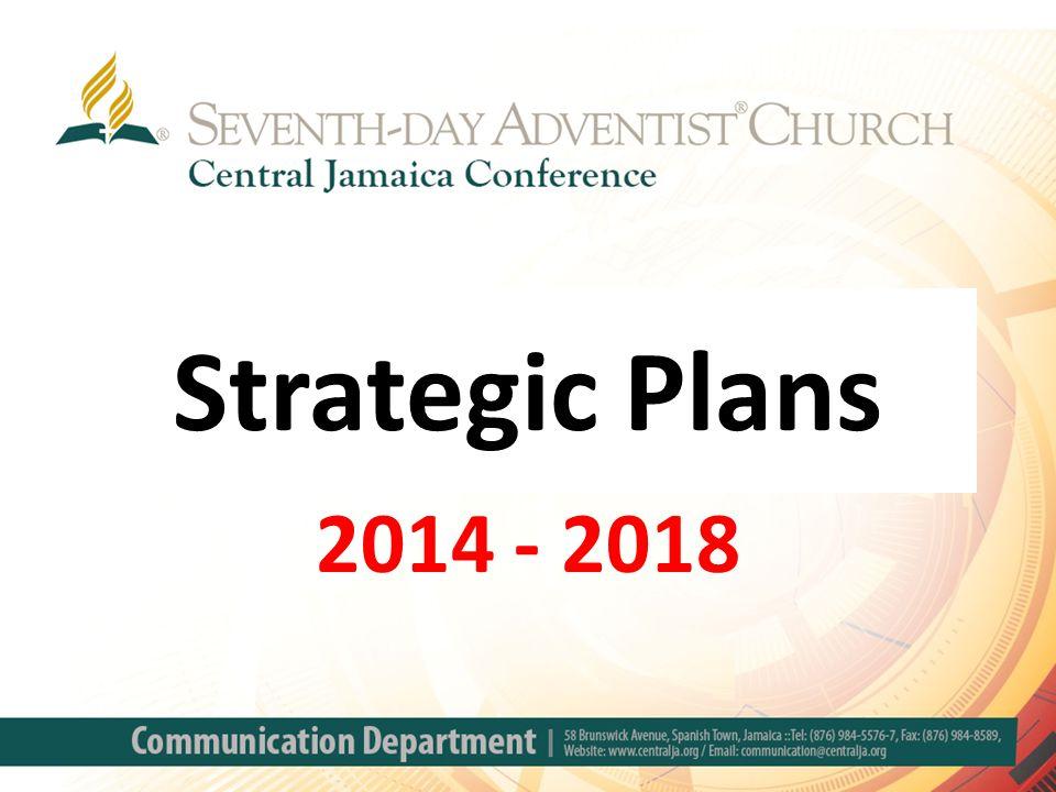 Strategic Plans 2014 - 2018