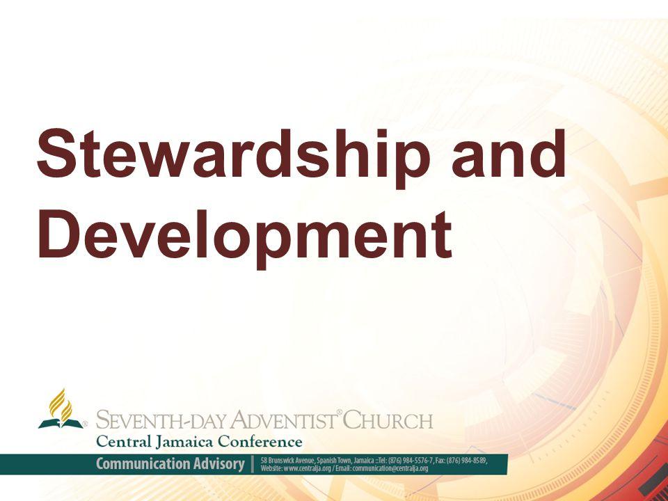 Stewardship and Development