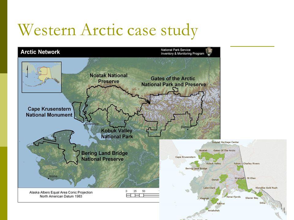 Western Arctic case study 27