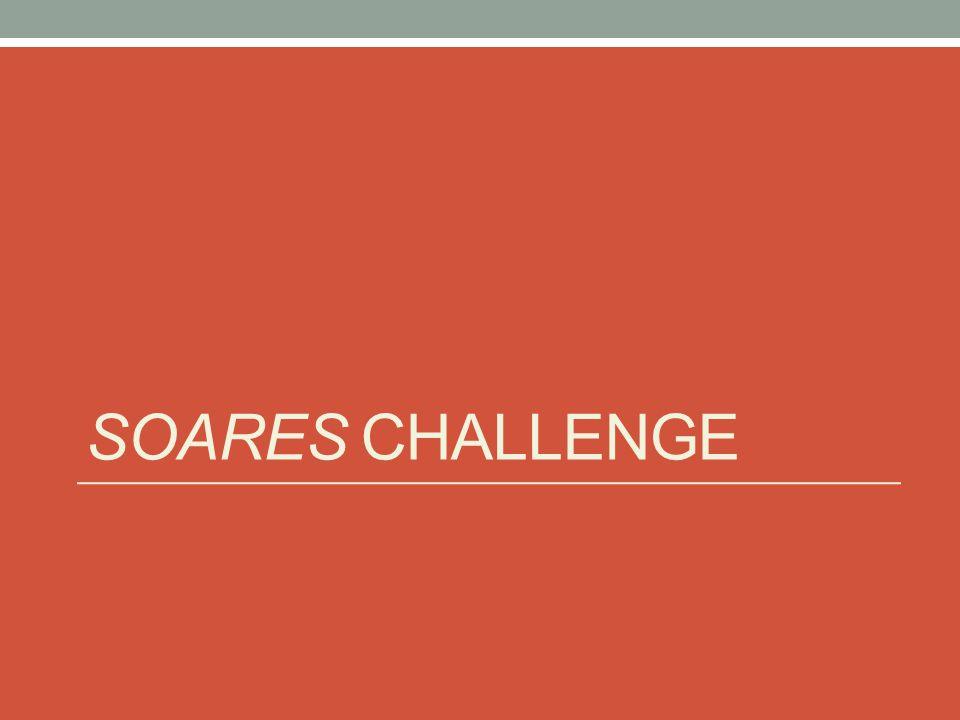 SOARES CHALLENGE
