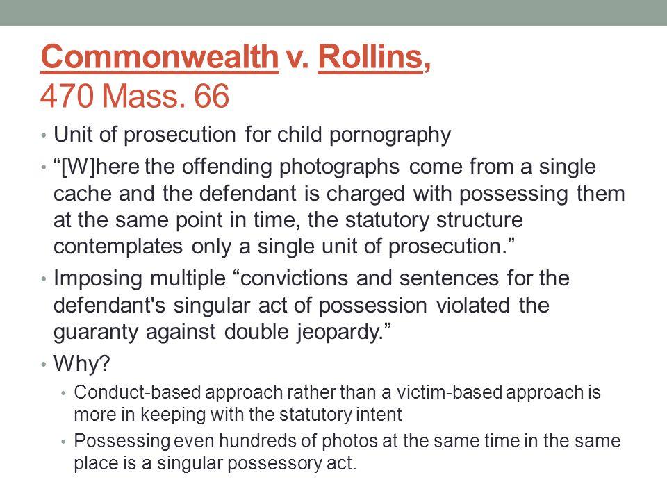 Commonwealth v. Rollins, 470 Mass.