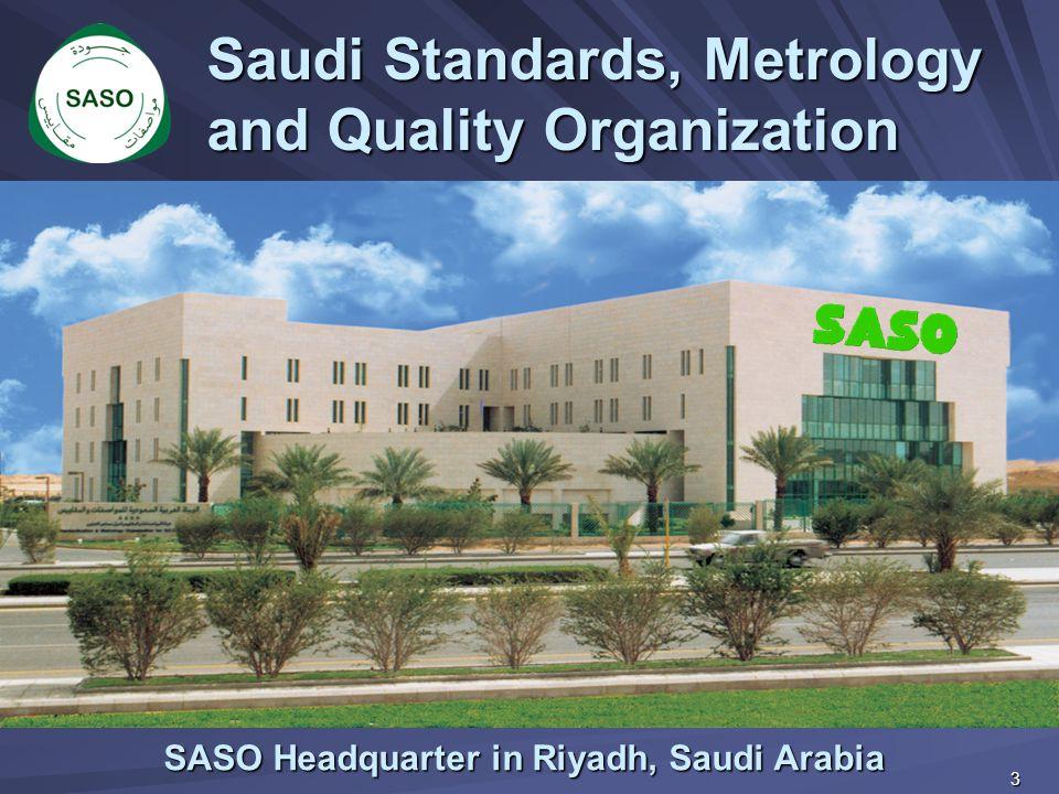 SASO Headquarter in Riyadh, Saudi Arabia 3 Saudi Standards, Metrology and Quality Organization
