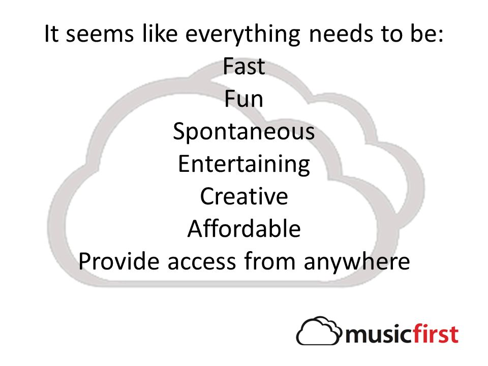 MusicFirst, part of Music Sales Group