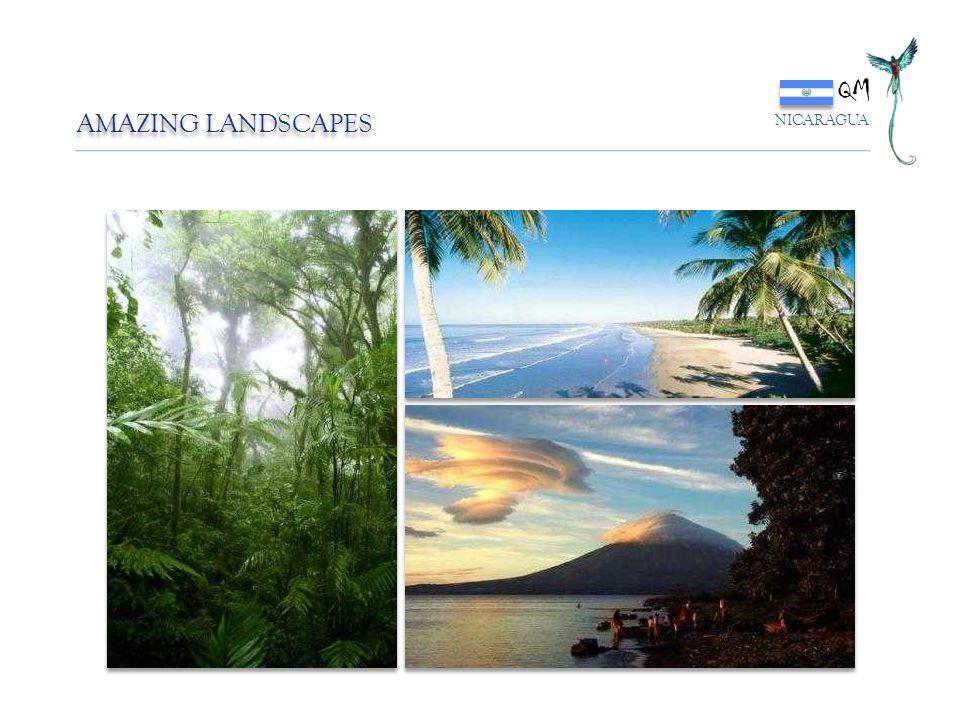 QM NICARAGUA AMAZING LANDSCAPES