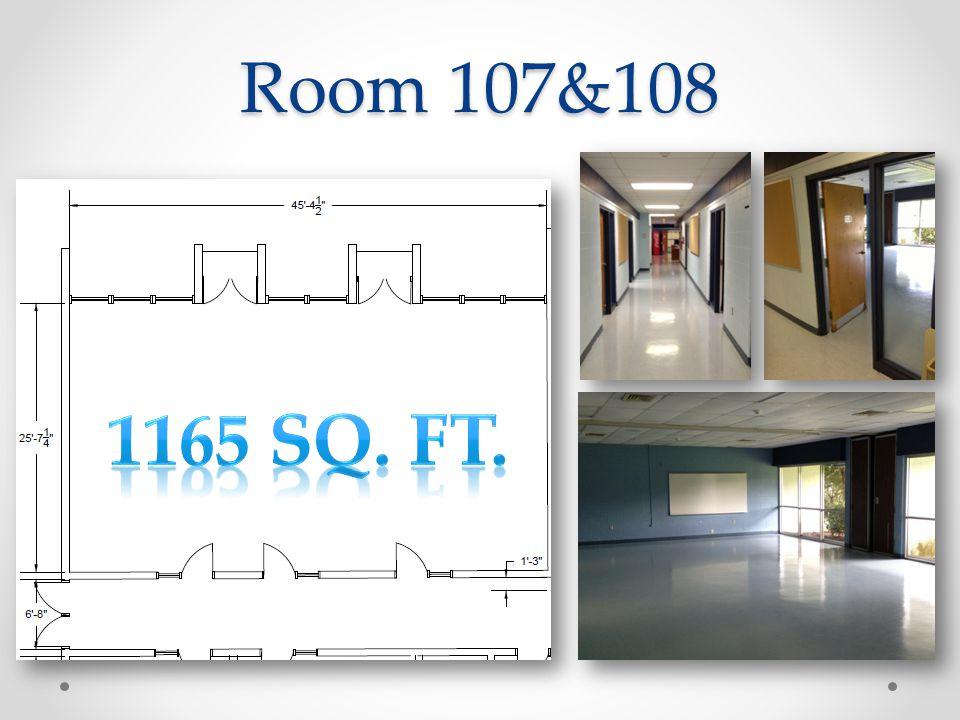 Room 107&108