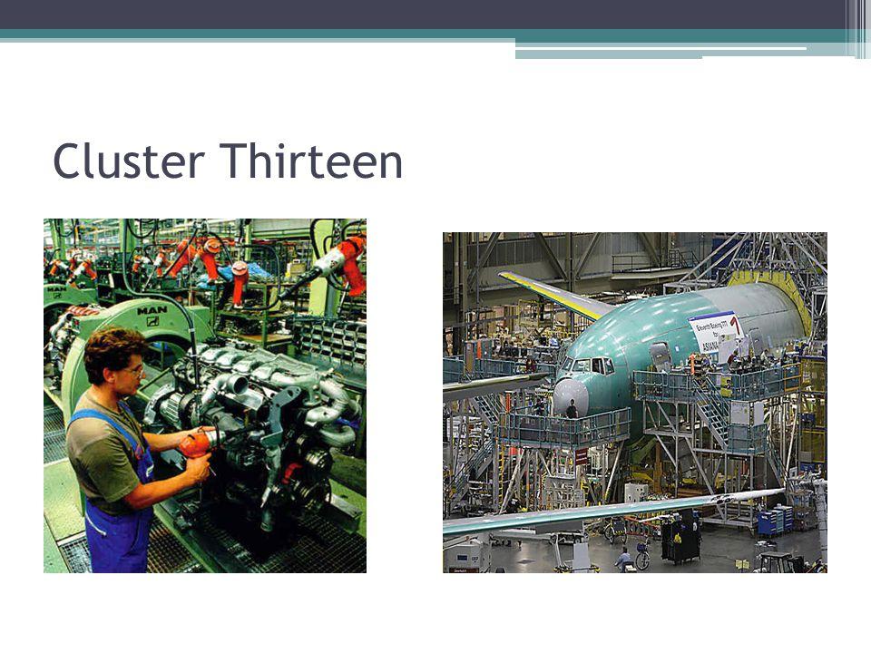 Cluster Thirteen