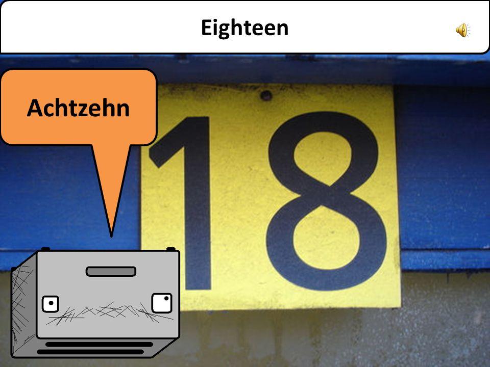 Siebzehn Seventeen