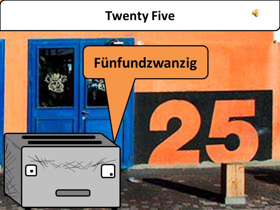 Vierundzwanzig Twenty Four