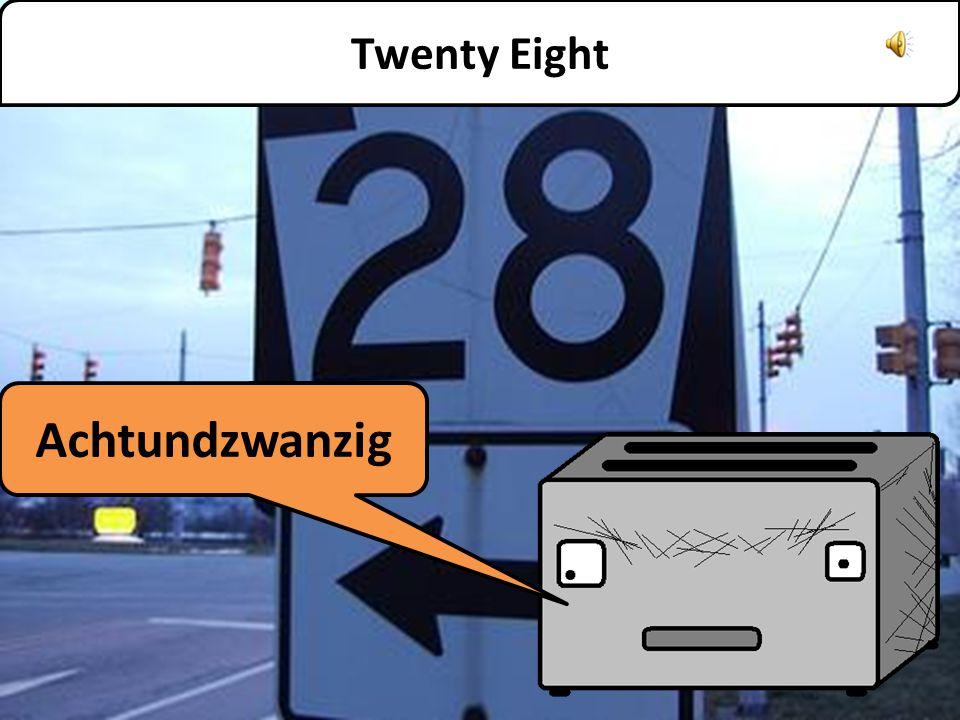 Siebenundzwanzig Twenty Seven