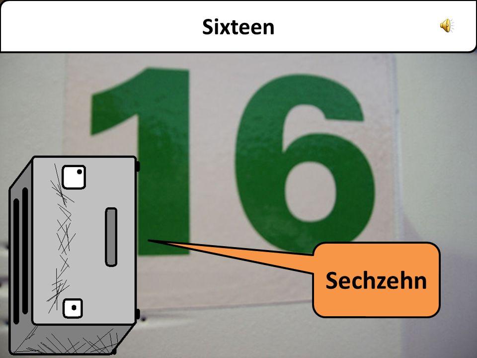 Fünfzehn Fifteen
