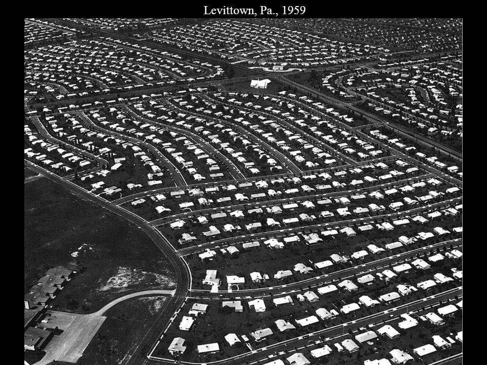 Levittown, Pa., 1959
