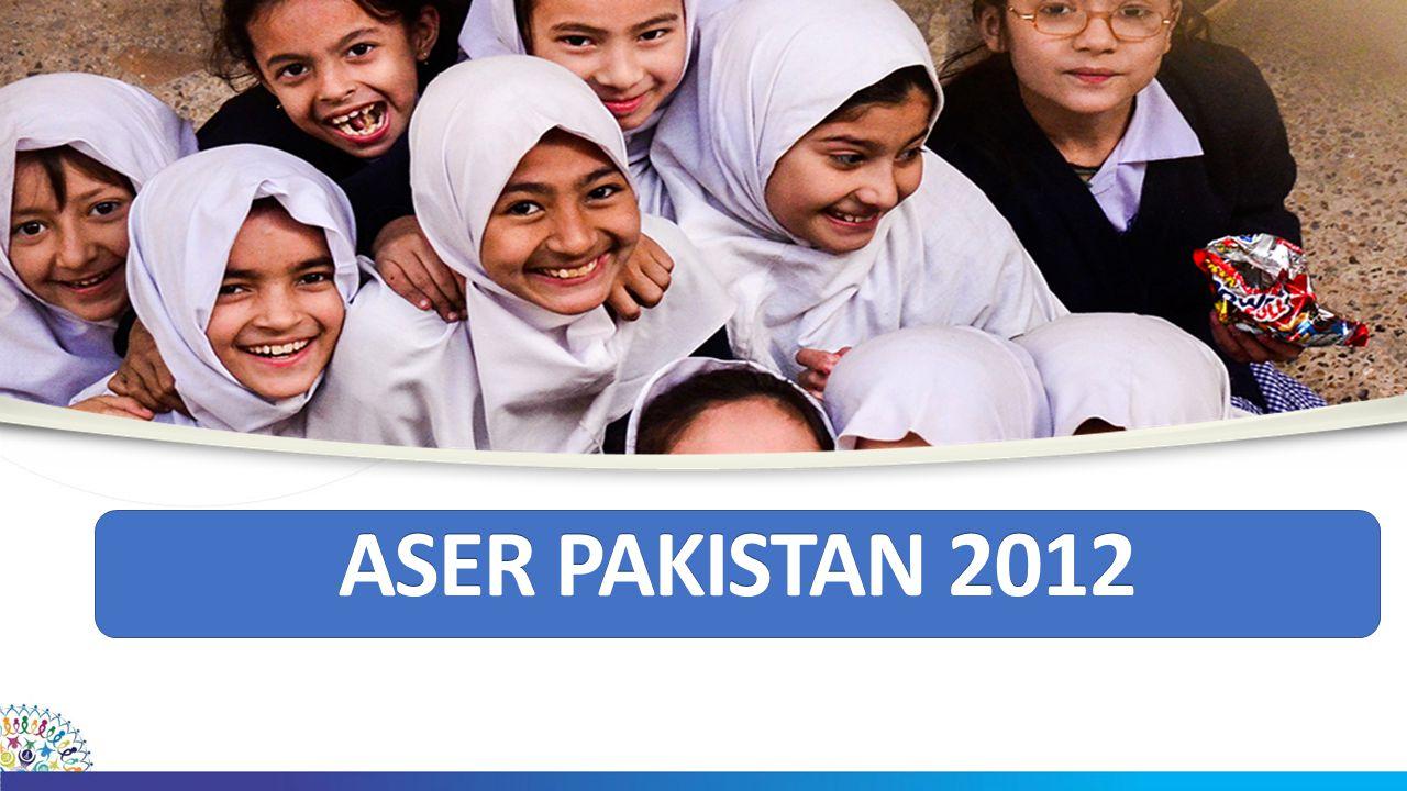 ASER PAKISTAN 2012
