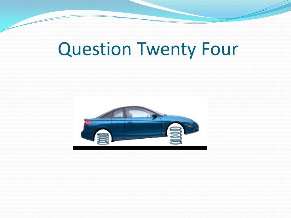 Question Twenty Four