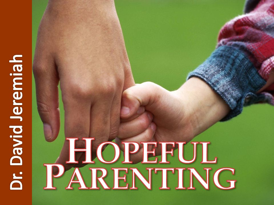 In what ways do you fear failure in your role as a parent.