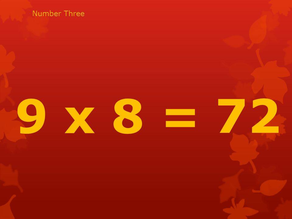 10 x 4= 40 Number twenty four