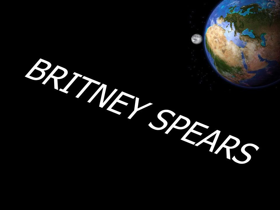 Britney spears is one of the world's famous pop princesses.