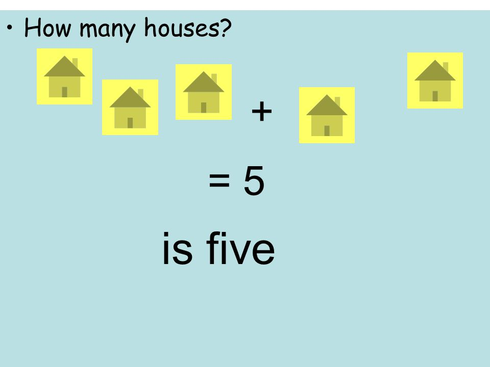 How many? Сколько ?