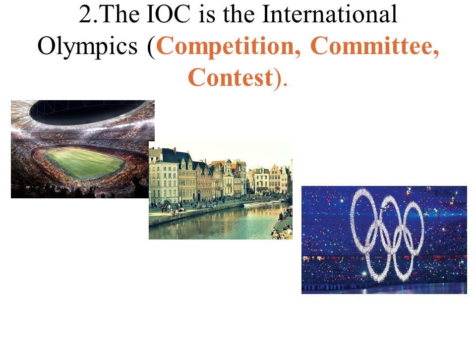 3.The Winter Olympics will take (place, over, up) in Sochi.